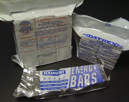 Mainstay Food Ration Review